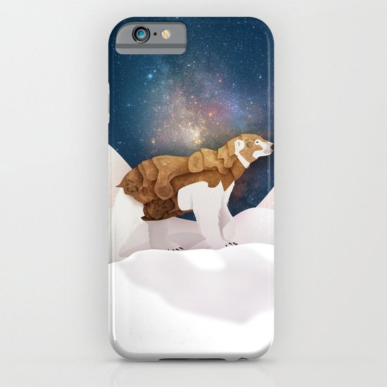 The Armored Bear iPhone & iPod Case