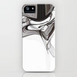 Smoky Noir iPhone Case