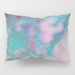 Abstract Motion Pillow Sham