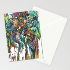 My Favorite Zelda Weapons Stationery Cards
