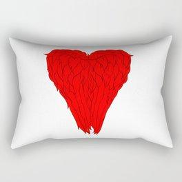 Wings Of An Angel - Daryl Dixon Rectangular Pillow