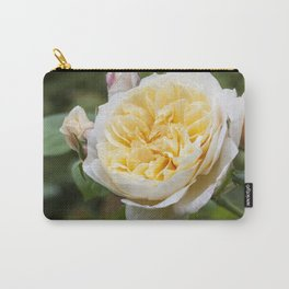 Old English rose Carry-All Pouch