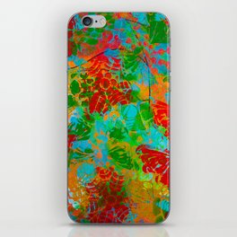 Butterflies and more iPhone Skin