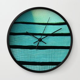 Fresh — photography Wall Clock