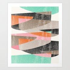 Fragments XIII Art Print