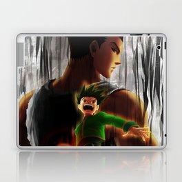Gon Freecss Evil Aura Laptop & iPad Skin