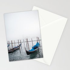 Winter in Venice Stationery Cards