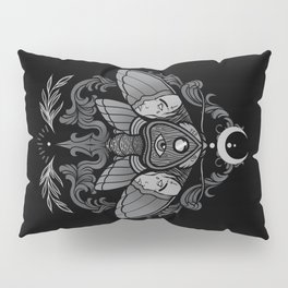 Witch's Soul Pillow Sham