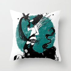 Sin Titulo Throw Pillow