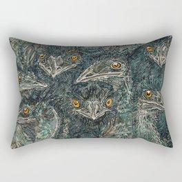 Emus Rectangular Pillow