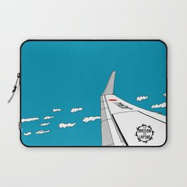 Airplane Wing Laptop Sleeve