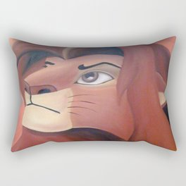 Simba Rectangular Pillow