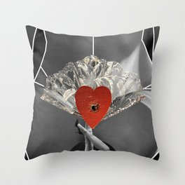 Private Throw Pillow