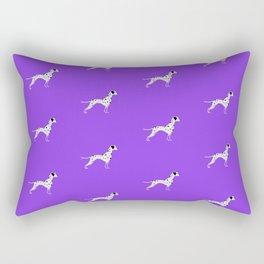 DALMATIANS ((amethyst)) Rectangular Pillow
