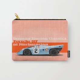 Nürburgring 917 Gulf Carry-All Pouch