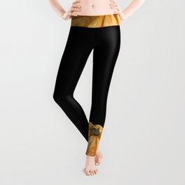 Pumpkin Leggings