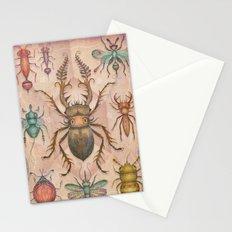 Entomology Tab. I Stationery Cards