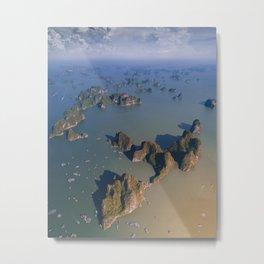 Ha Long Bay, Vietnam Metal Print