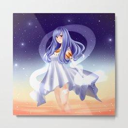 tanabata Metal Print