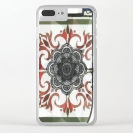 Boho Laboratories Clear iPhone Case