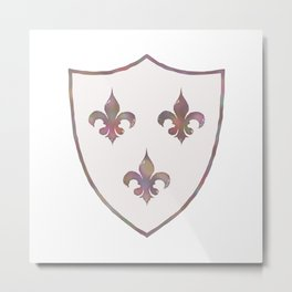 Old Guard Metal Print