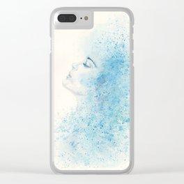 Liquide Clear iPhone Case