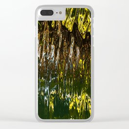 Backstage Clear iPhone Case
