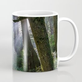Rain Forest at La Push Coffee Mug