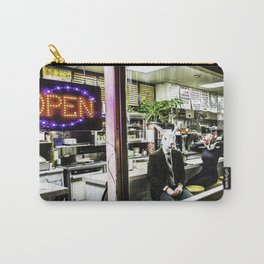 Rabbit & The Fox - 4AM Diner Carry-All Pouch