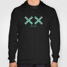Neon Double Cross | X Hoody
