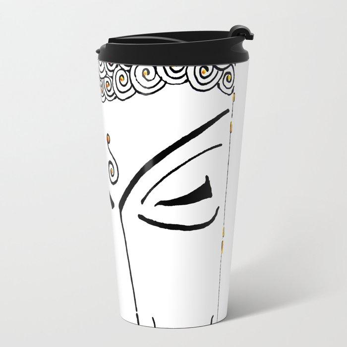 Buddha XIV Travel Mug