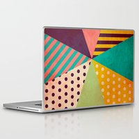 umbrella Laptop & iPad Skins featuring Umbrella by Louise Machado