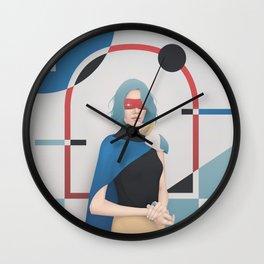 SCHV 23 Wall Clock