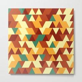 Hot tringles Metal Print