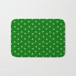 Festive Green 1 Bath Mat