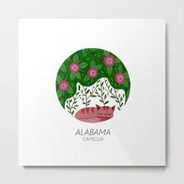 American Cats - Alabama Metal Print