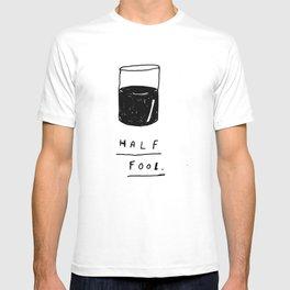HALF FOOL T-shirt