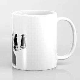 Piano Procession Coffee Mug