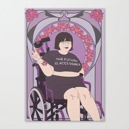 CripplePunk Canvas Print