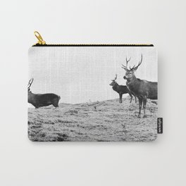 Stags on the hill Carry-All Pouch