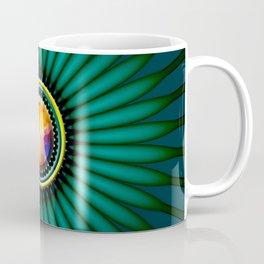 Shinny abstract object Coffee Mug