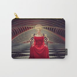 Queen of red Carry-All Pouch