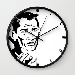Brel Wall Clock