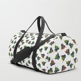 Cow Moo Duffle Bag