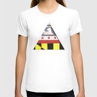 maryland T-shirts featuring Maryland by Jason Douglas Griffin