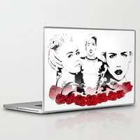 miley cyrus Laptop & iPad Skins featuring Miley Cyrus by Kunooz