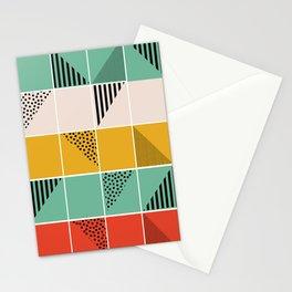 Blossom mosaic Stationery Cards