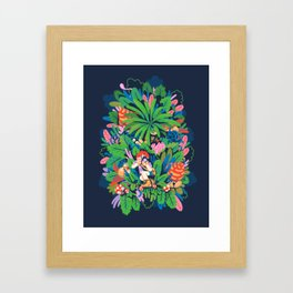 Oh Snap! Framed Art Print