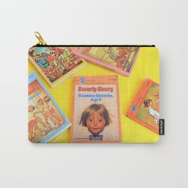 Ramona Quimby Age 8 Carry-All Pouch