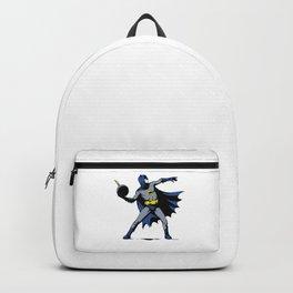 Bat Throwing Bomb Backpack